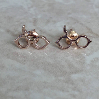Harry Potter Scar and Glasses Earrings