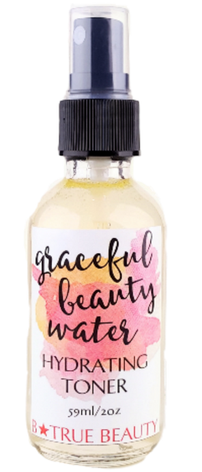 B True Beauty Organic Graceful Beauty Water