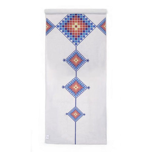 Toalla Ojo de Dios- Eye of God Towel