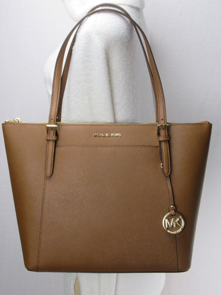 746c55e912e5 Michael by Michael Kors Ciara Large Tote - Luggage – Rich Republic