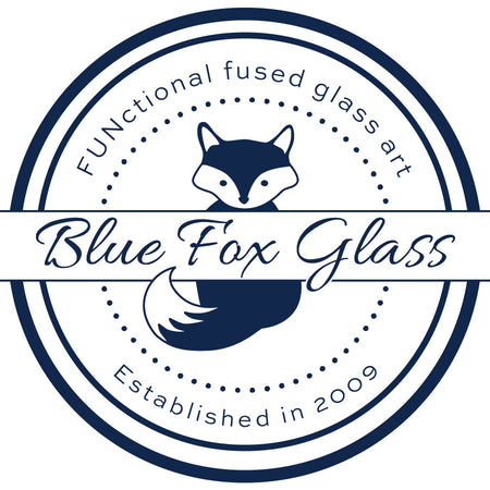 Blue Fox Glass