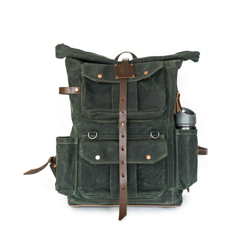 Cadmus Backpack in Deep Forest