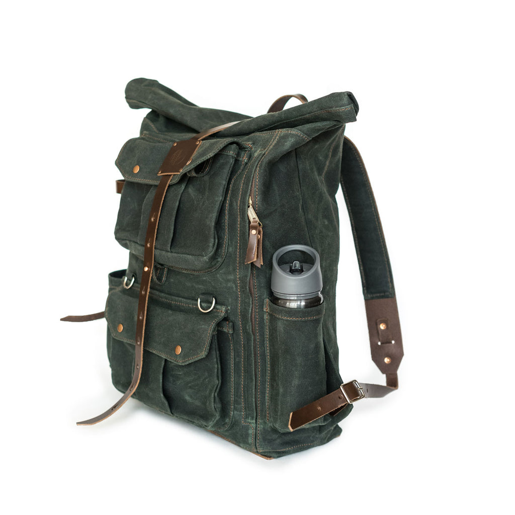 NEW! Cadmus Backpack in Deep Forest