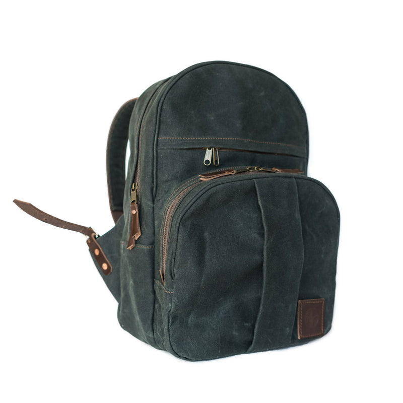 NEW! Cypress Backpack in Deep Forest