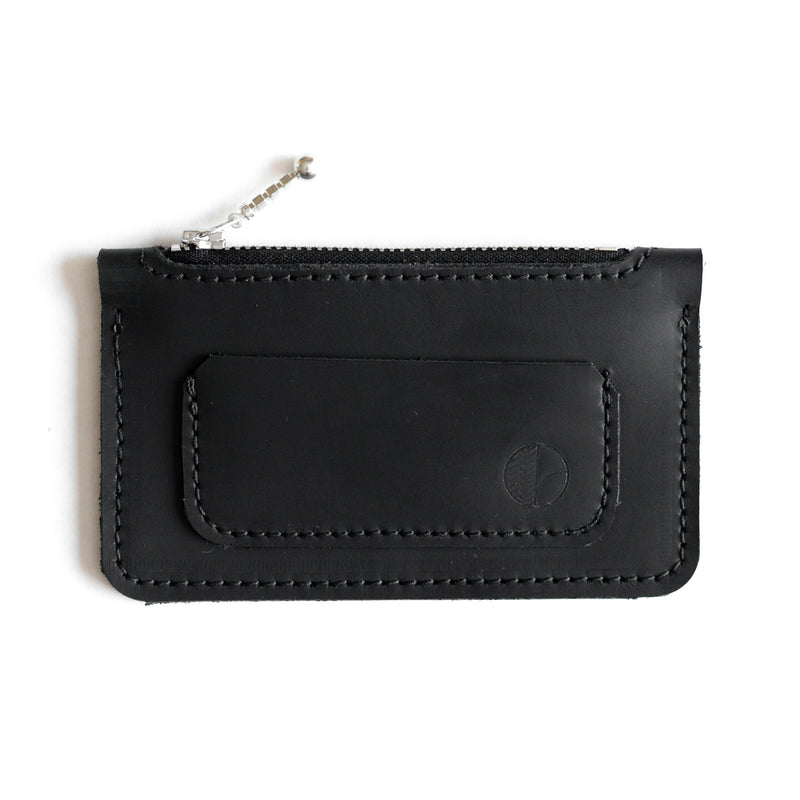 The Coin Wallet in Black