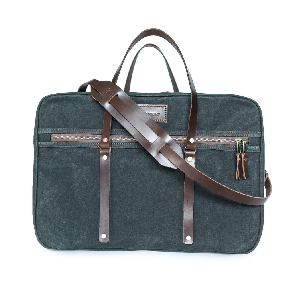 NEW! Faroe Luggage in Deep Forest