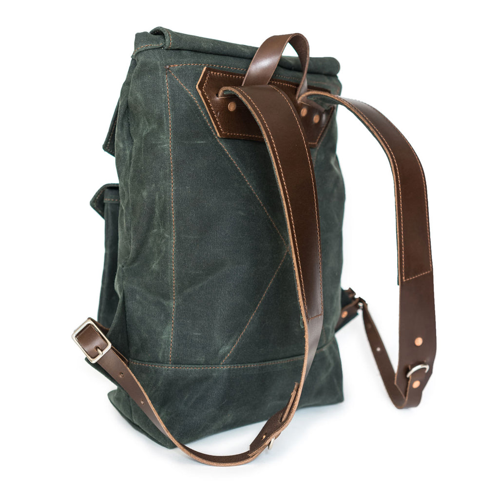 NEW! Seymour Backpack in Deep Forest