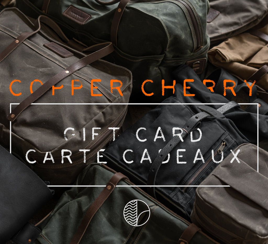 Copper Cherry Gift Cards
