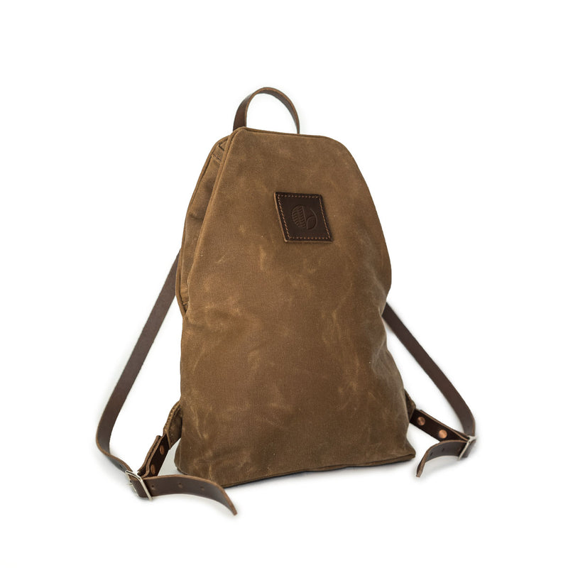 Hayden Daypack in Brush Brown