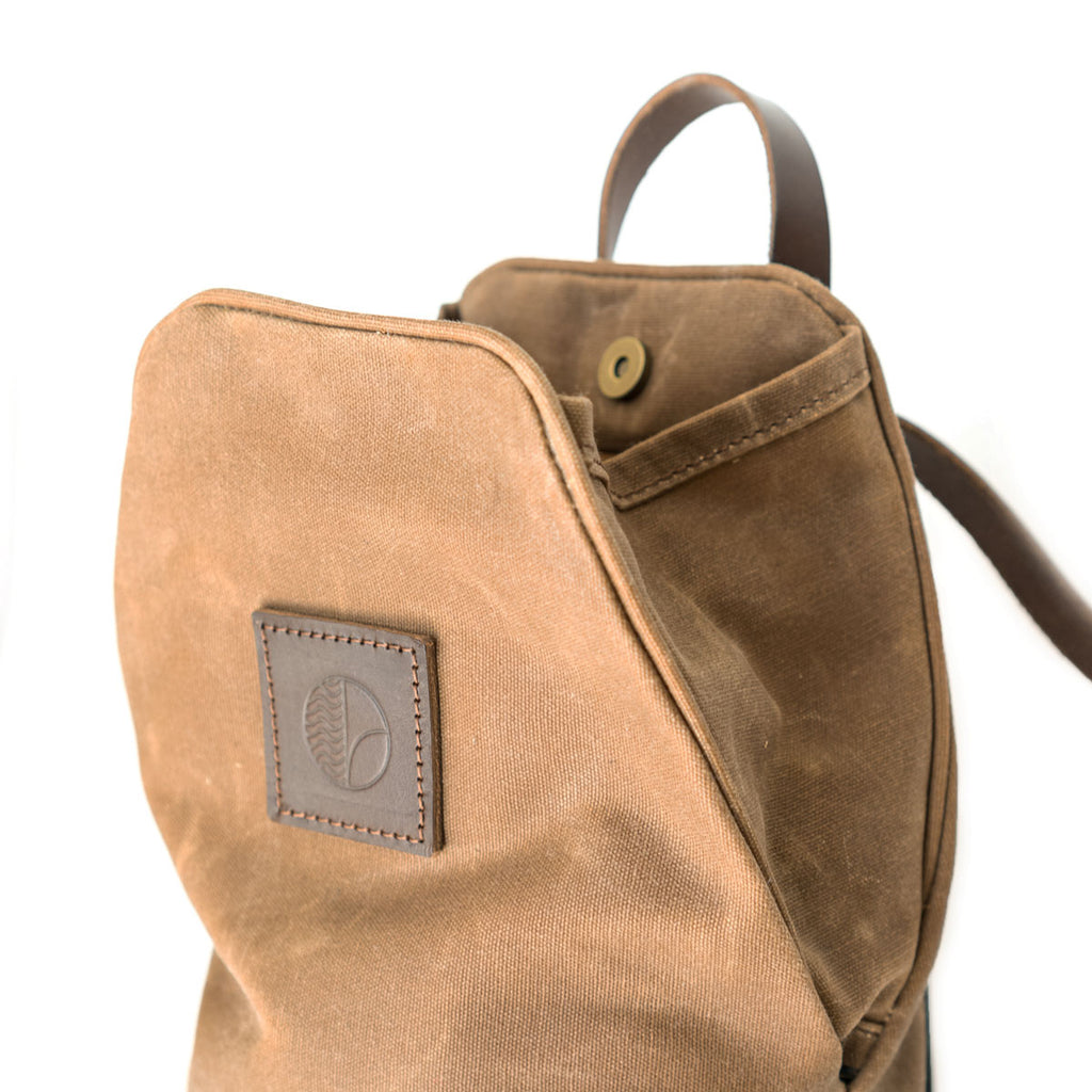 NEW! Hayden Daypack in Brush Brown