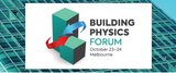 AIRAH - Building Physics Forum 2019