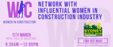Upcoming Event: The Women in Construction Morning Tea