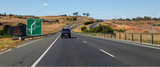 Western Freeway safety upgrades complete