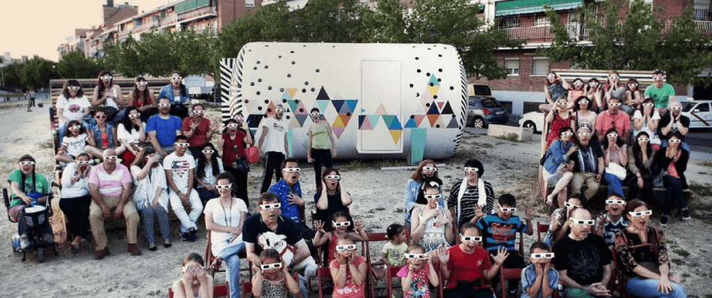 NEWS: How Madrid's residents are using open-source urban planning to create shared spaces – and build democracy