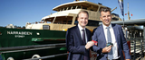 NEWS: Transport for NSW trials contactless payments on Manly ferries