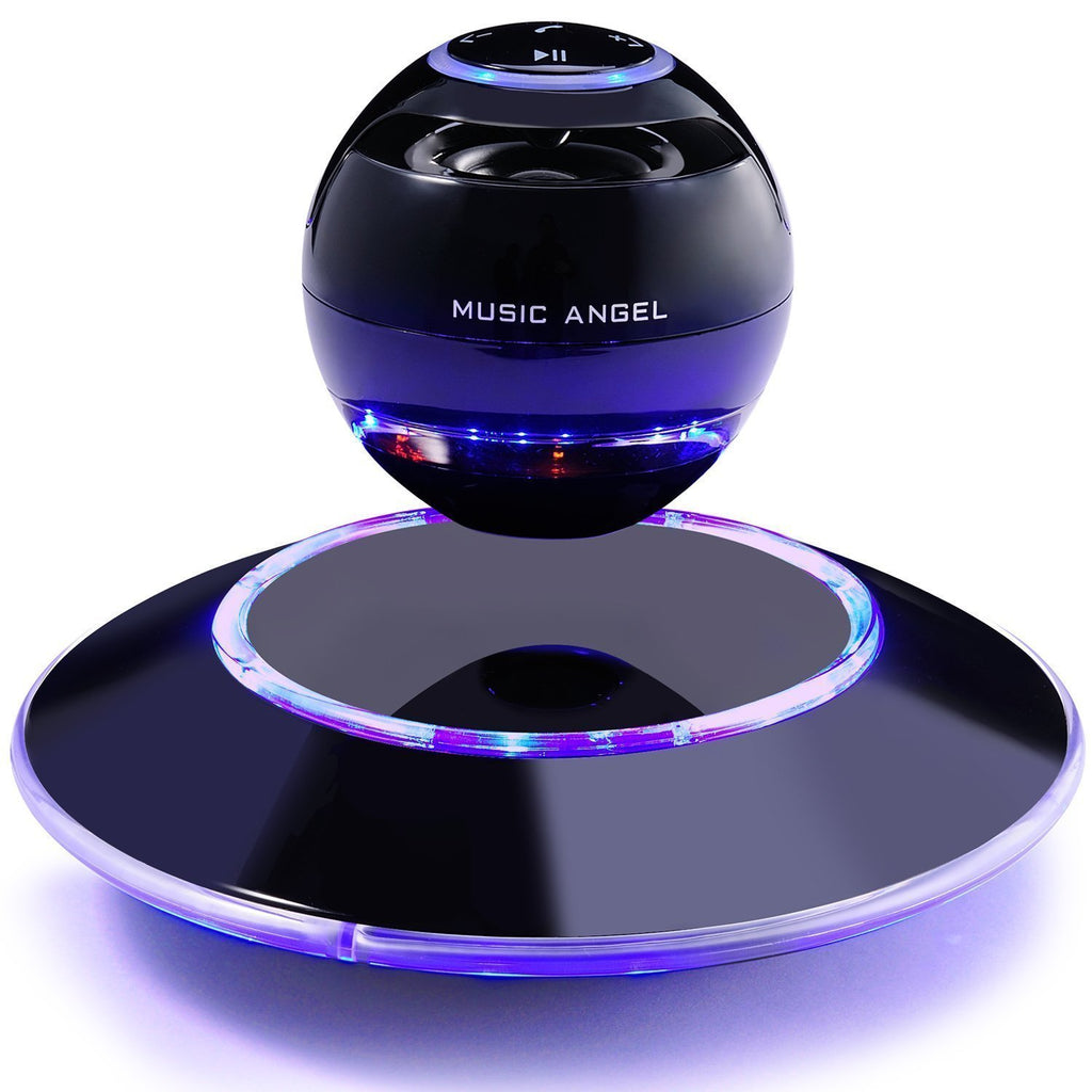 Amazing Music Angel floating Levitating Wireless Speakers - LADSPAD.UK
