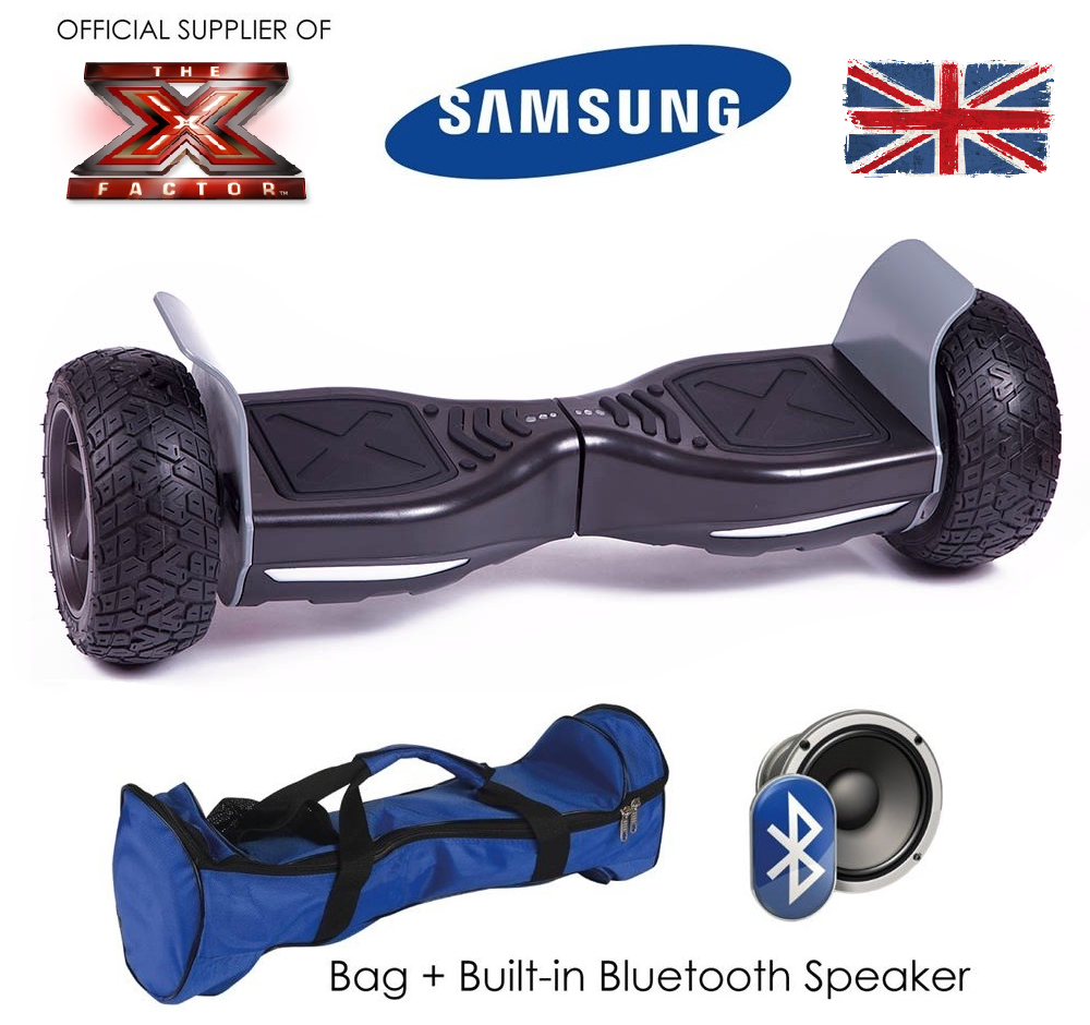 The Hummer Bluetooth Segway Hoverboard 8.5 Inch - 10.5 Inch - LADSPAD.UK