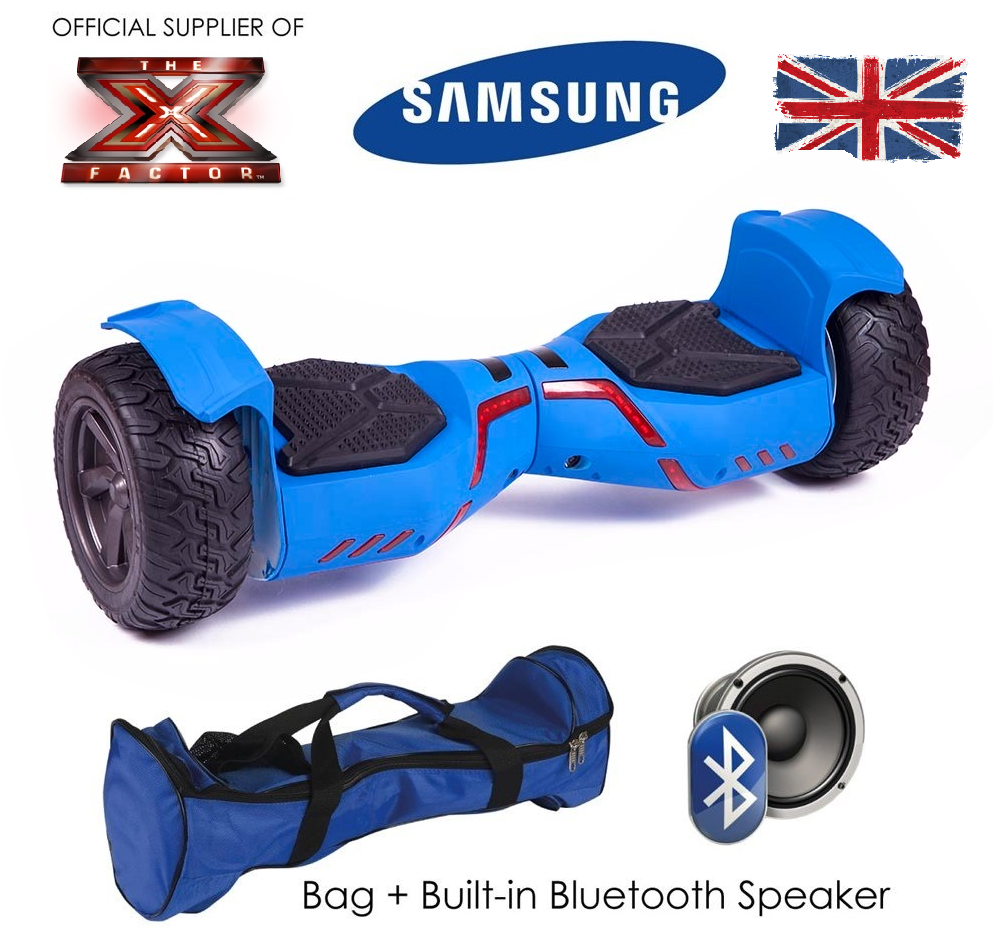 The Hummer Bluetooth Segway Hoverboard 8.5 Inch - 10.5 Inch - LADSPAD.COM
