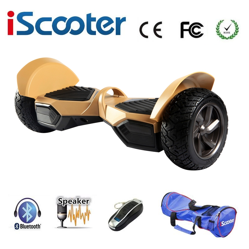 8.5 Inch Bluetooth LED Segway Hoverboard - LADSPAD.UK