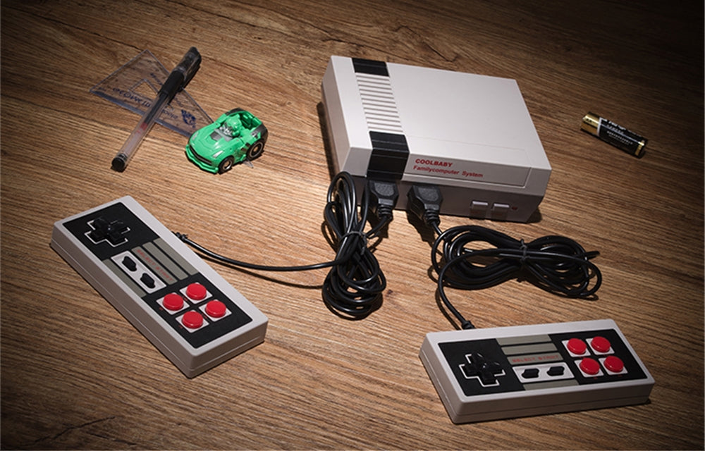 Retro Video Game Console 600+ Built In Classic Games (HD HDMI) - LADSPAD.UK