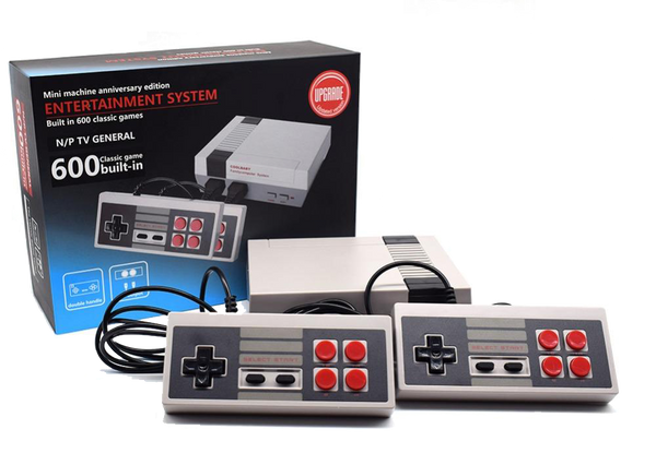 Retro Video Game Console 600+ Built In Games
