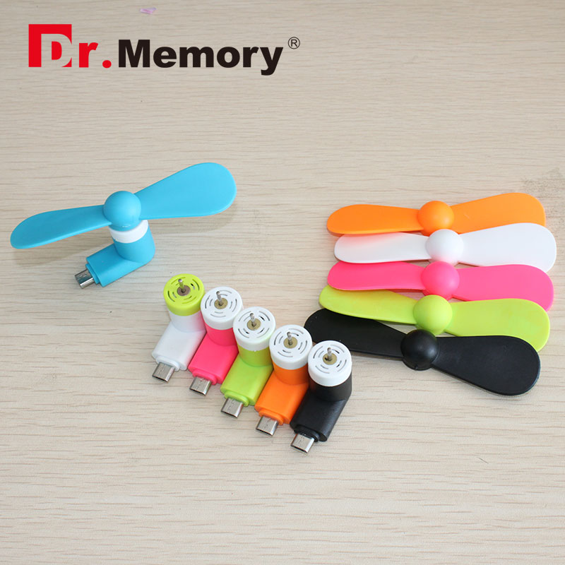 Android USB Fan removable Mini OTG USB Out Put Portable Mini OTG Fan For samsung Xiaomi huawei Android Phone USB Fan 2 pins Fan - LADSPAD.COM