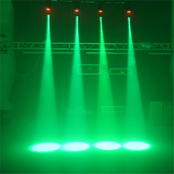 Thrisdar 5W Mini LED Beam Pinspot Light  Mirror Balls DJ Disco Effect Stage Lamp DJ KTV Bar Party Show Stage Light - LADSPAD.COM