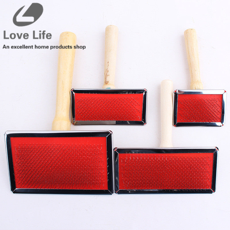 Pet Dog Grooming Multifunction Practical Needle Comb for Dogs Cats - LADSPAD.COM