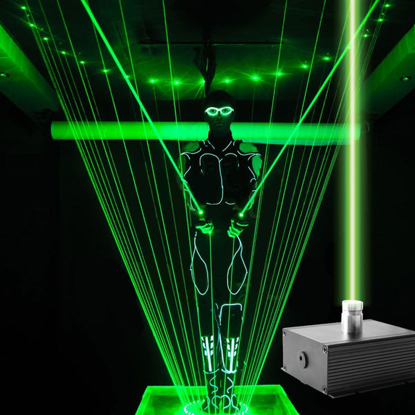 Green Laser light Sword Large Stage Magic Show Illumination Props  Fluorescent Laser and larse Light for DJ Club/Party/Bars - LADSPAD.COM