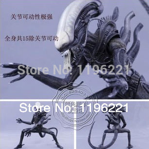 "Wholesale/Retail Free Shipping FS New NECA Toy Classic Alien 20th Century Fox 23cm/9"" Action Figure RARE - LADSPAD.COM"