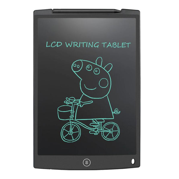 "NEWYES 12"" LCD Writing Tablet Digital Drawing Tablet Handwriting Pads Portable Electronic Tablet Board ultra-thin Board with pen - LADSPAD.UK"