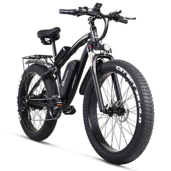 MX02S Sheng milo Electric bike ebike 48V1000W electric mountain bike 4.0 fat tire Electric Bicycle beach E-bike electric