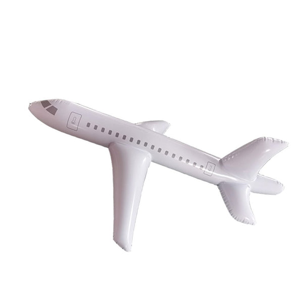 Inflatable Airplane Pvc Inflatable Airplane Advertising Airplane Model Children'S Cartoon Toys Durable Toy Airplane - LADSPAD.COM