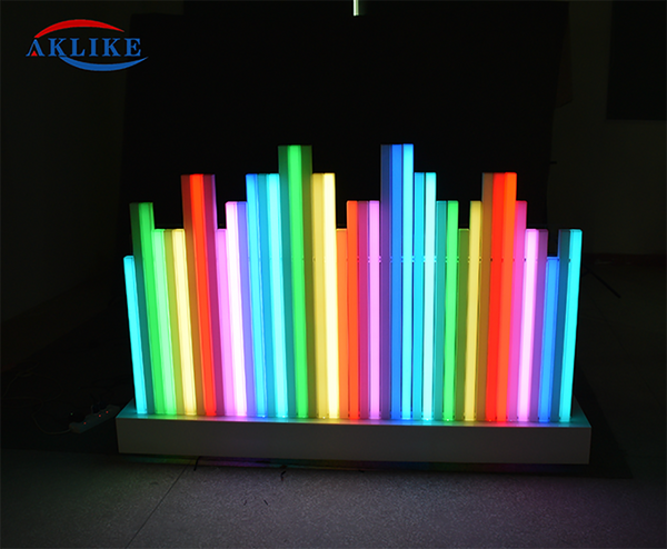 Acrylic Led Dj Table Bar Table AKLIKE Dj Light Mixer Controller Club Booth Night Stage Lighting Design Bar Furniture Manufacture - LADSPAD.COM
