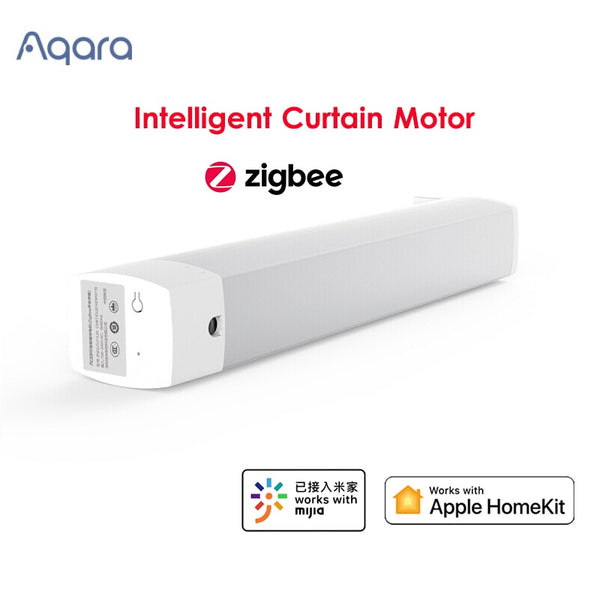 AQara Intelligent Curtain Motor ZigBee Wireless Connection Light Touch Timing Switch Smart Home Device work with Mijia APP - LADSPAD.COM