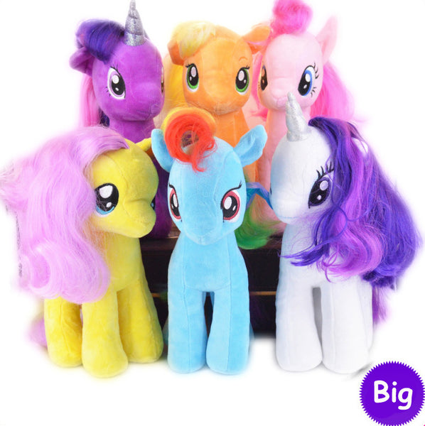 18CM 6 Colors Fresh Plush Unicorn - LADSPAD.UK