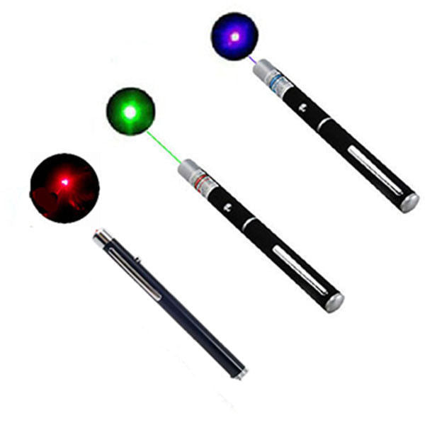 Powerful Green/Red/Blue Laser Pointer - LADSPAD.COM