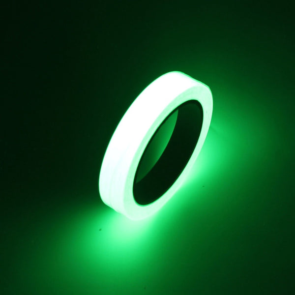 Luminous Glow In The Dark 10M Safety Tape - LADSPAD.COM