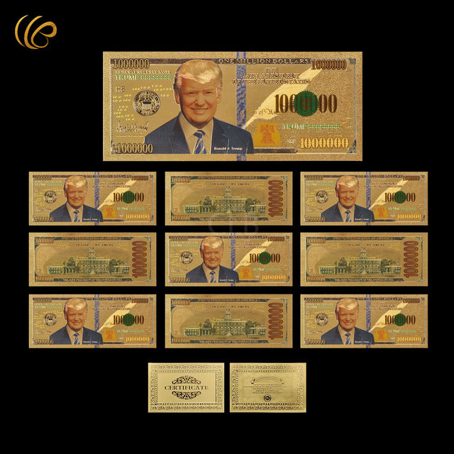 Donald Trump Fake Money - LADSPAD.COM