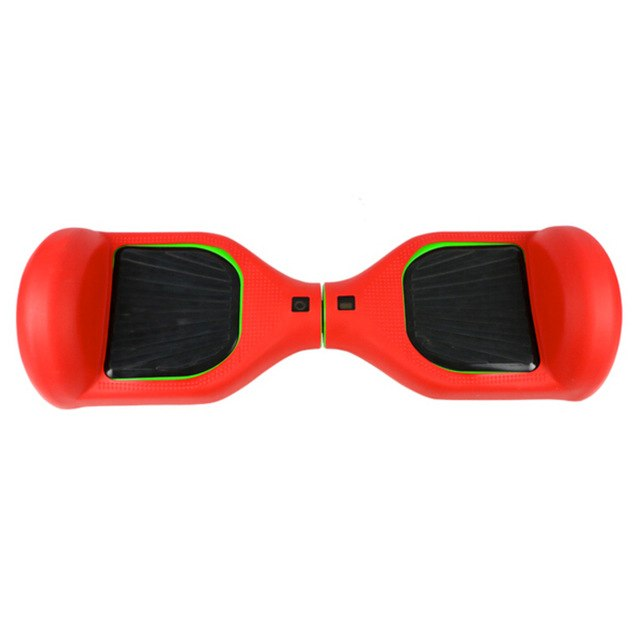 "Hoverboard Silicone Case Cover Anti Scratch Sleeve/Wrap/Enclosure for 6.5"" 2 Wheels Self Balancing Electric Scooter Skateboard - LADSPAD.COM"
