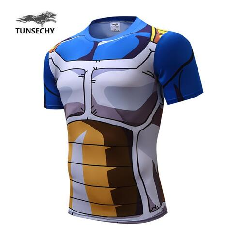 Marvel Super Heroes Avenger Batman T shirt Men Compression Armour Base Layer Thermal Under Top - LADSPAD.UK
