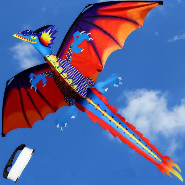 Dragon Kite - LADSPAD.UK