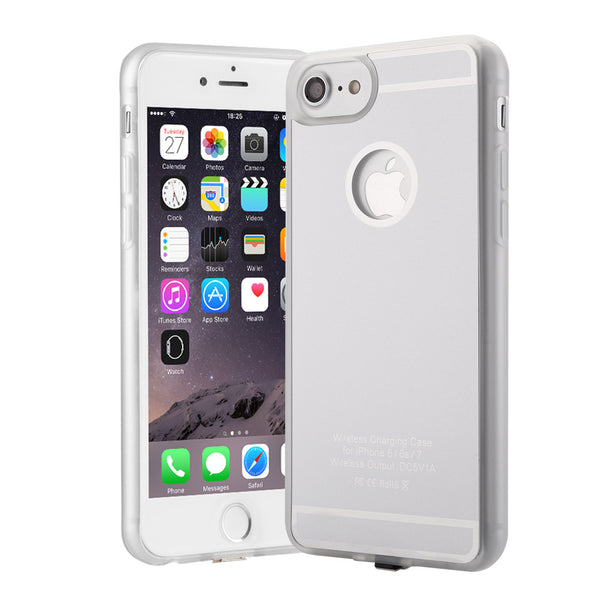 Qi Iphone6/6s/7/7Plus Wireless Fast Charger Receiver Case - LADSPAD.COM
