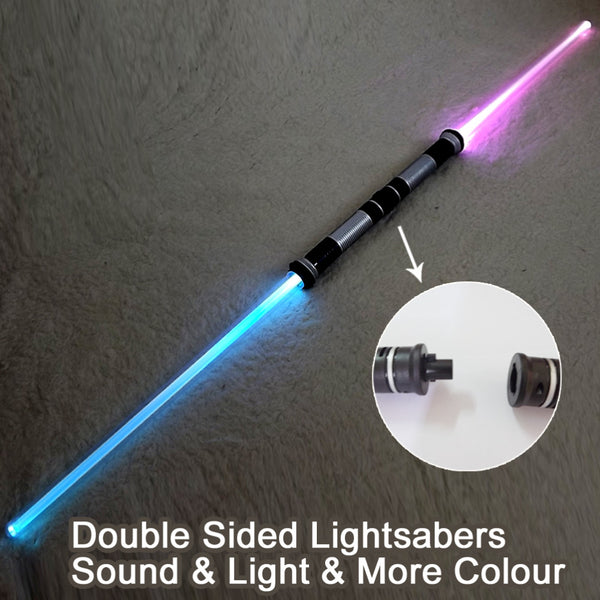2 Pieces Star Wars Lightsaber - LADSPAD.UK