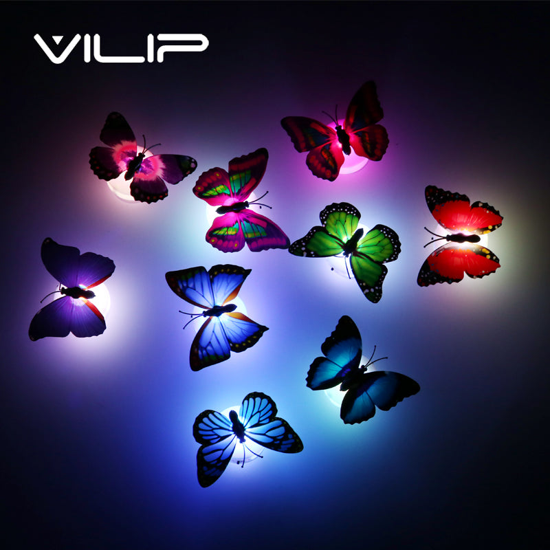 10 Beautiful Butterfly LED Night Lights - LADSPAD.COM
