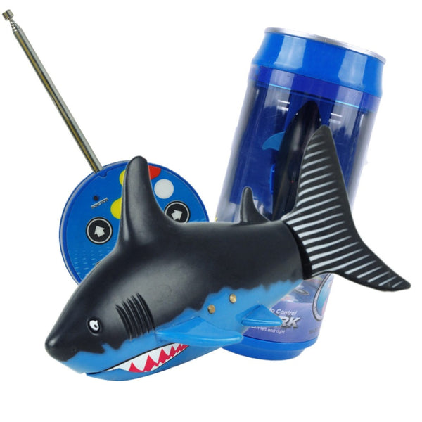 Remote Control RC Mini Shark Fish