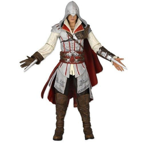 "Neca 7"" Assassins Creed Altair Ezio Action Figures - LADSPAD.UK"