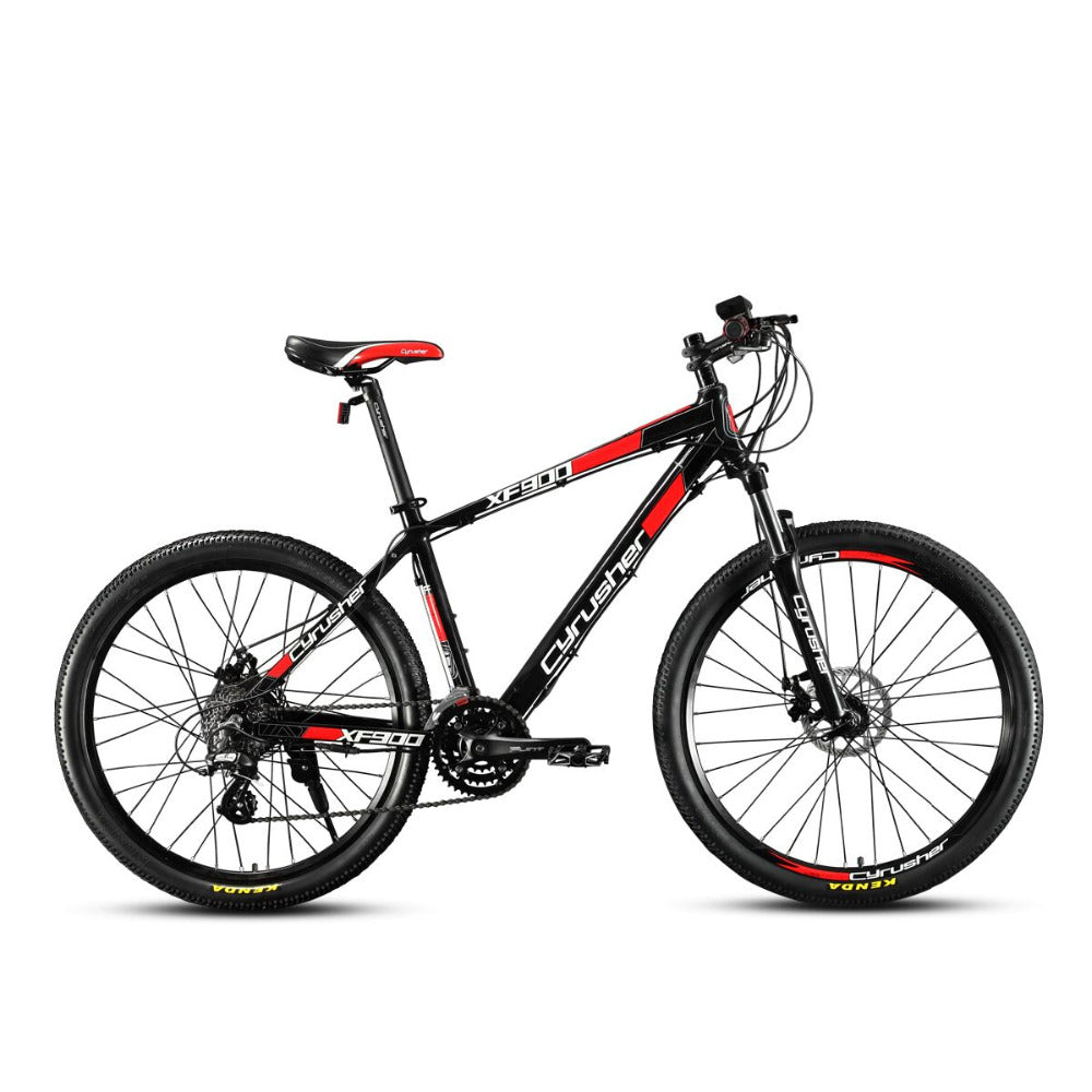 Cyrusher XF900 Smart Electric Mountain Bike - LADSPAD.COM