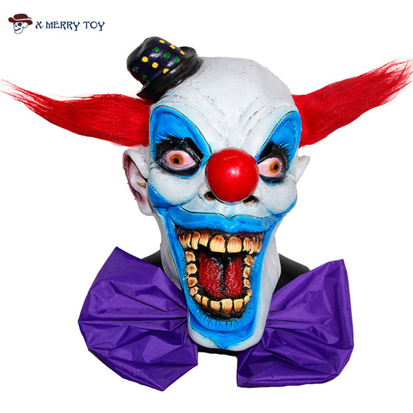 Chompo the Clown Adult Mask - LADSPAD.UK