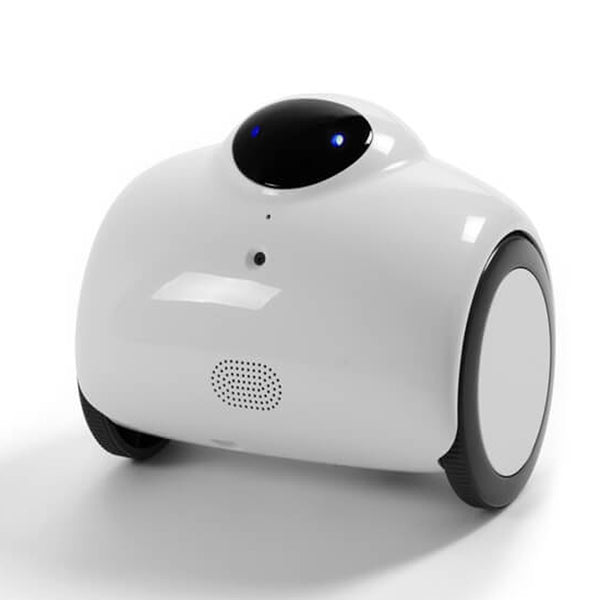 Standard HD WIFI Family Robot with Remote Control & 2-Way Voice Intercom & Automatic Charging